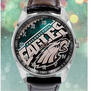 Other - Philadelphia Eagles custom Sport Wrist Watch